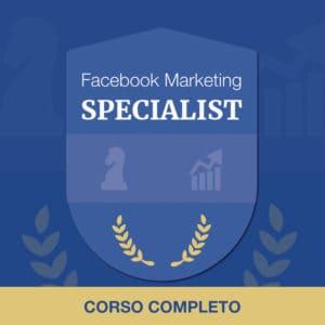 FACEBOOK SPECIALIST_corso-completo