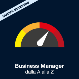 Business manager corso online